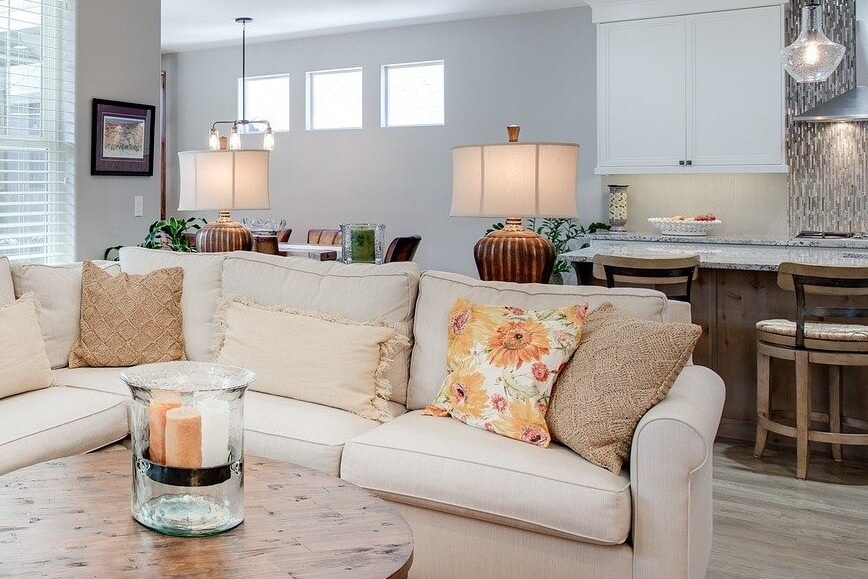 interior designer for downsizing in Arlington
