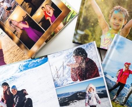 digital photo album downsize