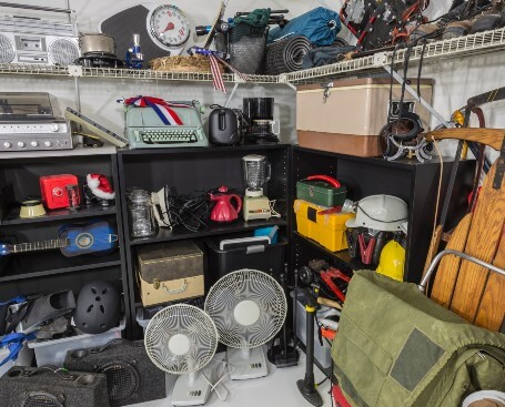 help downsizing sorting stuff
