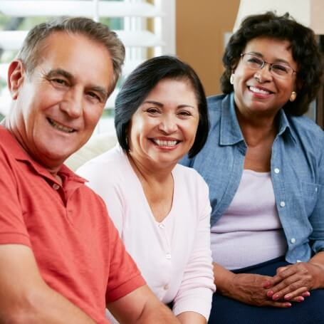 seniors empty nest retirement downsize