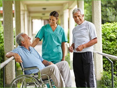 help moving to assisted living