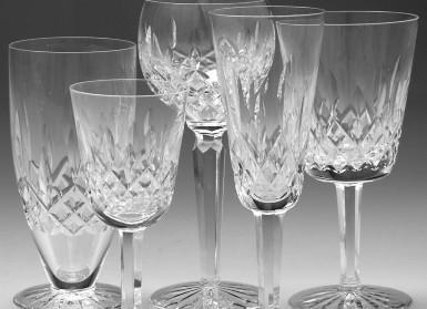 sell waterford crystal pasadena CA