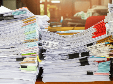 How to Make a Paperless Move
