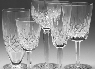 What's It Worth:  Waterford Crystal Stemware