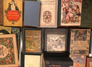 whats it worth vintage books