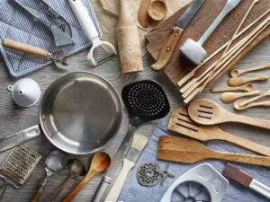 how to downsize the kitchen
