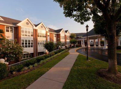 Continuing care communities Charlottesville VA